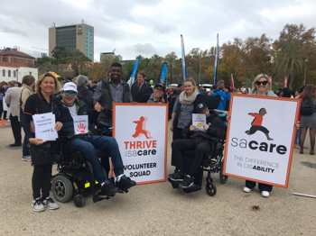 THRIVE Program launched to bring positive outcomes to SACARE clients