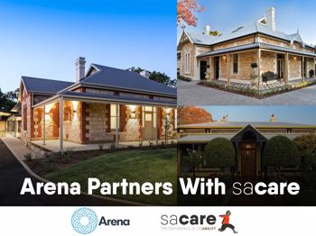 SACARE announces partnership with Arena REIT